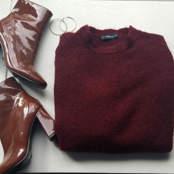 Zara Sweaters - Zara over-sized knit sweater
